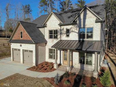 Hoschton Single Family Home For Sale: 1735 Thomas Dr