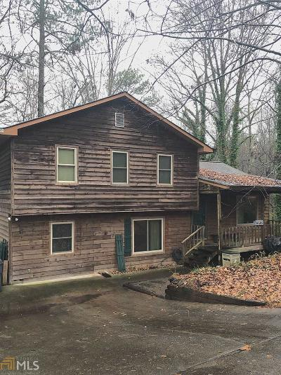 Loganville Single Family Home For Sale: 181 Holly #4