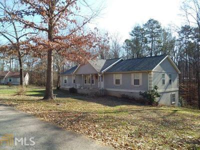 Banks County Single Family Home For Sale: 115 Timber Ridge Ln