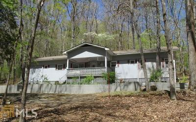 Hiawassee Single Family Home For Sale: 4444 Rock Creek Rd #C-4/A-1