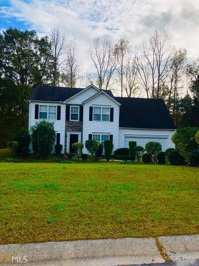 Powder Springs Single Family Home For Sale: 119 Crestover