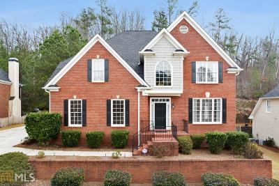 Kennesaw Single Family Home For Sale: 1350 Winborn Cir