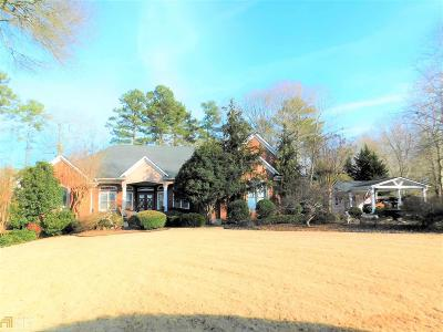 Douglasville Single Family Home Under Contract: 378 Black Forest Run