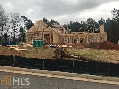 Fayetteville GA Single Family Home Under Contract: $486,096