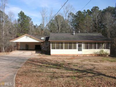 Winston Single Family Home For Sale: 7982 Downs Rd