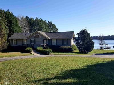 Elbert County, Franklin County, Hart County Single Family Home Under Contract: 174 Joe Bailey Rd