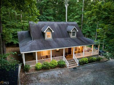 Social Circle Single Family Home For Sale: 110 Rolling Rd