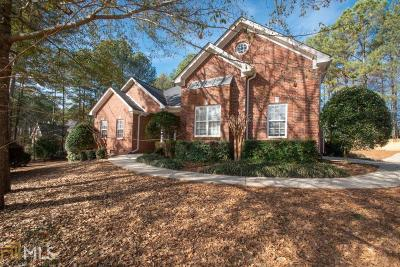 McDonough Single Family Home Under Contract: 1240 Sumter Ct