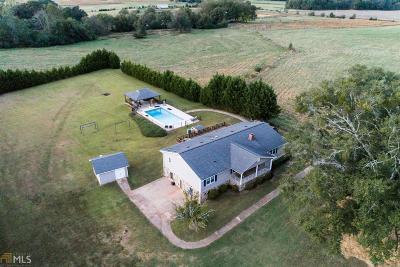Social Circle Single Family Home For Sale: 143 Social Circle Fairplay Rd