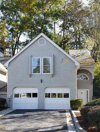 Brookhaven Condo/Townhouse For Sale: 3915 Ashford Lake