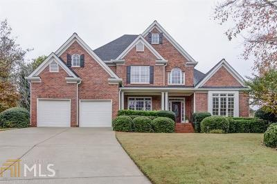 Roswell Single Family Home Under Contract: 4615 Chartley Way