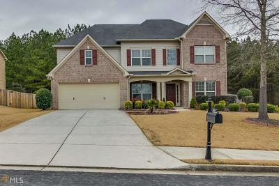 Powder Springs Single Family Home For Sale: 4945 Creekside Ln