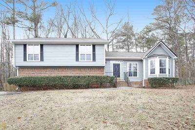 Lithia Springs Single Family Home Under Contract: 1981 Stonewood Dr