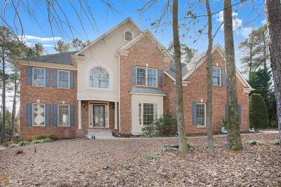 Peachtree City GA Single Family Home For Sale: $426,000