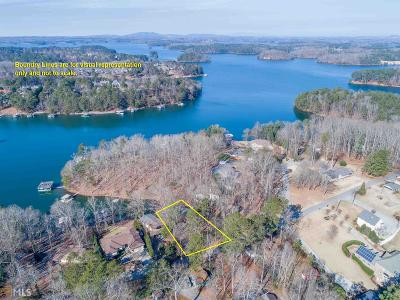 Buford Single Family Home For Sale: 6136 Lake Lanier Heights