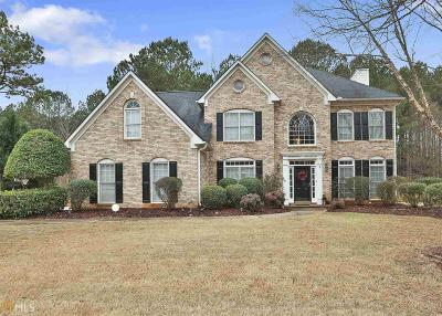 Fayetteville Single Family Home Under Contract: 250 Lockmeade
