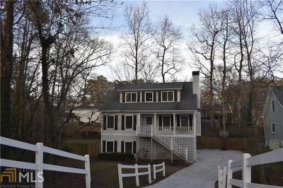 Smyrna Single Family Home For Sale: 815 Reed Rd