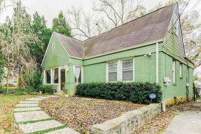 Decatur Single Family Home For Sale: 419 S Columbia Dr