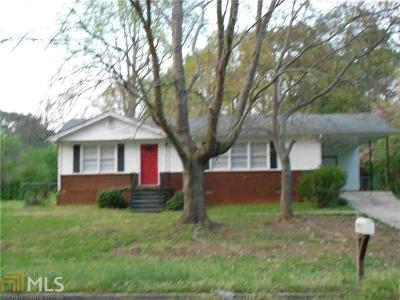 Smyrna Single Family Home Under Contract: 91 Hurt Rd