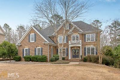 Acworth Single Family Home For Sale: 110 Westbrook Dr