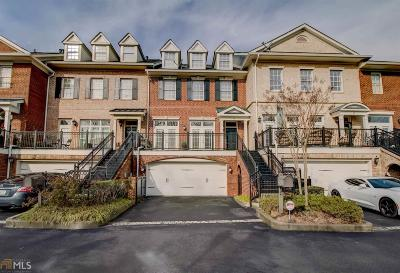 Buford Condo/Townhouse For Sale: 11 Buford Village Walk