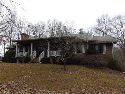Habersham County Single Family Home For Sale: 575 Alleys Chapel Rd