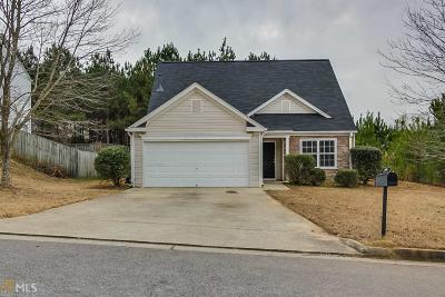 Douglasville Single Family Home Under Contract: 6717 Brookfield Way
