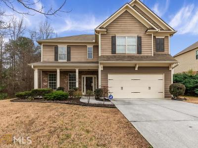 Conyers Single Family Home Under Contract: 1698 Lancaster Creek Cir