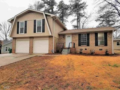 Stone Mountain Single Family Home For Sale: 561 Field Cliff Dr
