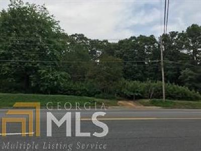 Tucker Residential Lots & Land For Sale: 4798 Lawrenceville Highway