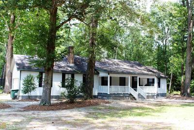 Statesboro Single Family Home For Sale: 1200 Crossway Cottages Ln