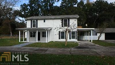 Woodbine Single Family Home For Sale: 593 Pelican Rd #Ph 2