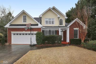 Marietta Single Family Home For Sale: 3463 Fox Hollow Dr