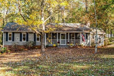 Kennesaw Single Family Home For Sale: 4530 Creekwood Cir