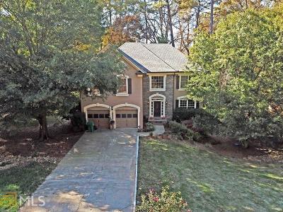 Atlanta Single Family Home For Sale: 1834 Crestvale Pl