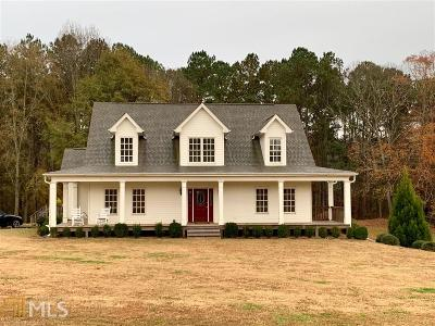 Winder Single Family Home For Sale: 488 Golf Course Rd