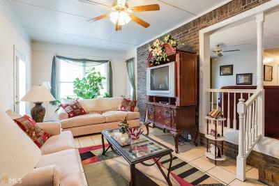 Winder Single Family Home For Sale: 46 SE Horton St