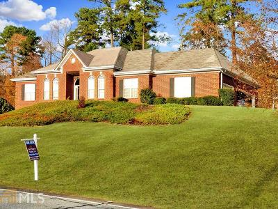 Lawrenceville Single Family Home For Sale: 902 Hiram Davis Rd