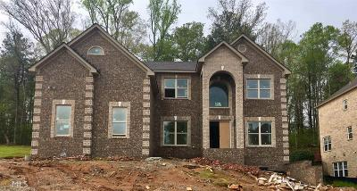 Ellenwood Single Family Home Under Contract: 4503 River Vista Rd #27