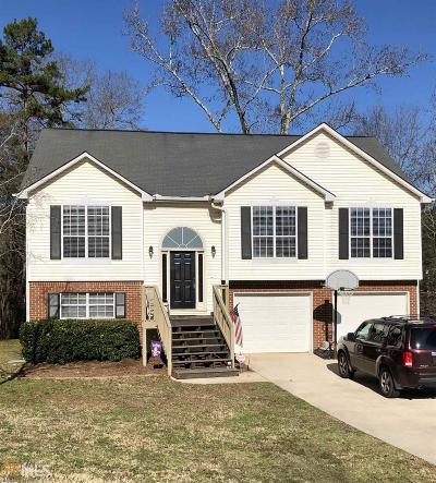 Monroe, Social Circle, Loganville Single Family Home For Sale: 3100 Amber Pt