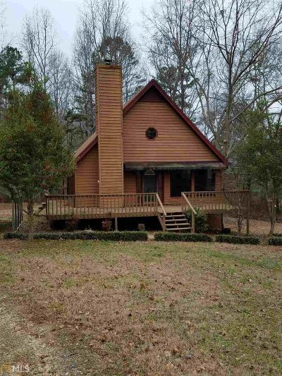Hoschton Single Family Home For Sale: 7425 Jackson Trl Rd