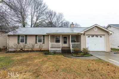 Norcross Single Family Home Under Contract: 1146 Samuel Dr