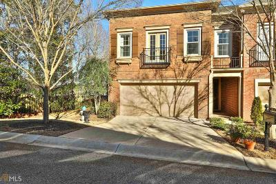 Peachtree City GA Condo/Townhouse Under Contract: $345,000