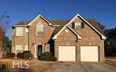 Conyers Single Family Home For Sale: 1137 Carillon Dr