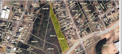 Buford Residential Lots & Land For Sale: Roberts Rear