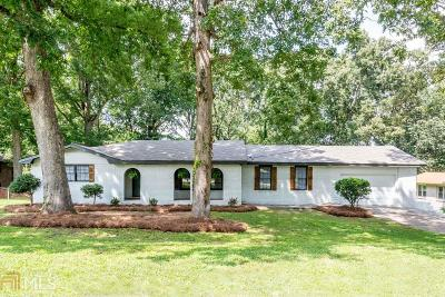 Douglasville Single Family Home Under Contract: 5355 Orchard