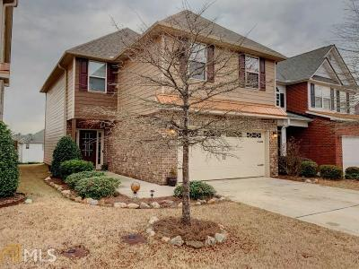 Locust Grove Single Family Home Under Contract: 345 Clover Brook Dr
