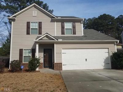 Rex Single Family Home For Sale: 4212 Stilwell Dr