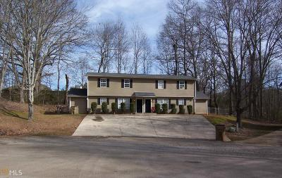 Flowery Branch Multi Family Home Under Contract: 4785 Chariot Dr