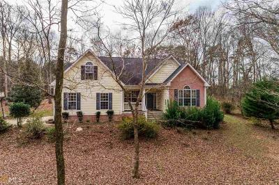 Buckhead, Eatonton, Milledgeville Single Family Home Under Contract: 247 New Phoenix Rd